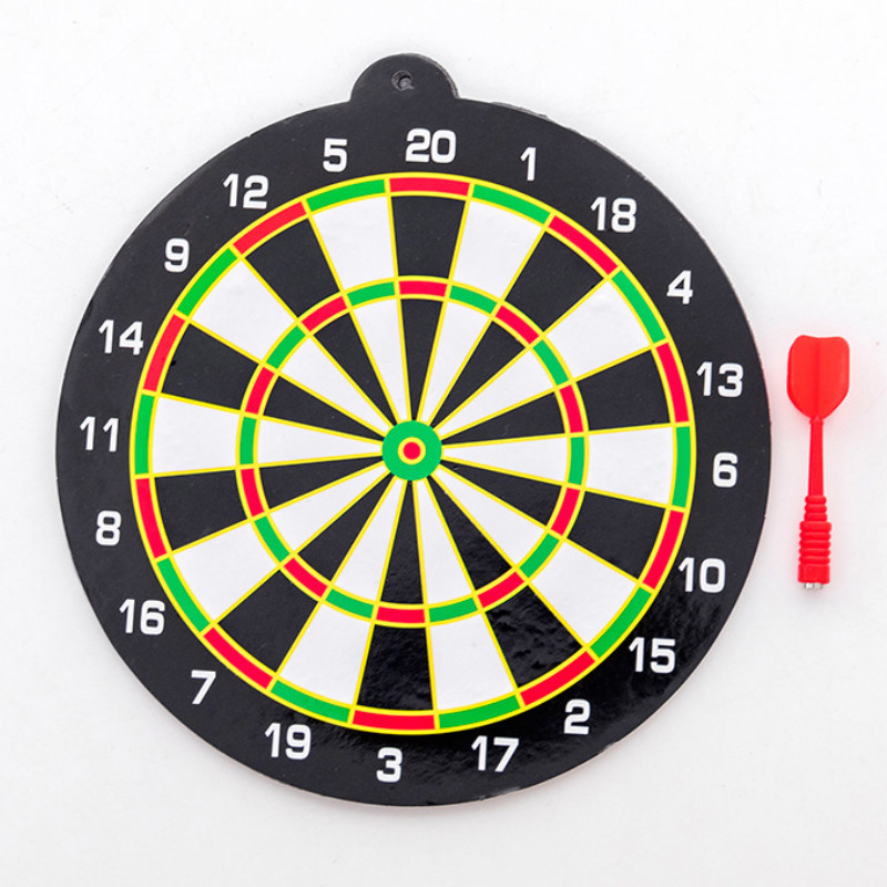 Diameter 20cm Children's Magnetic Darts Set Magnet Target Dart Board Toy Parent-child Game Darts