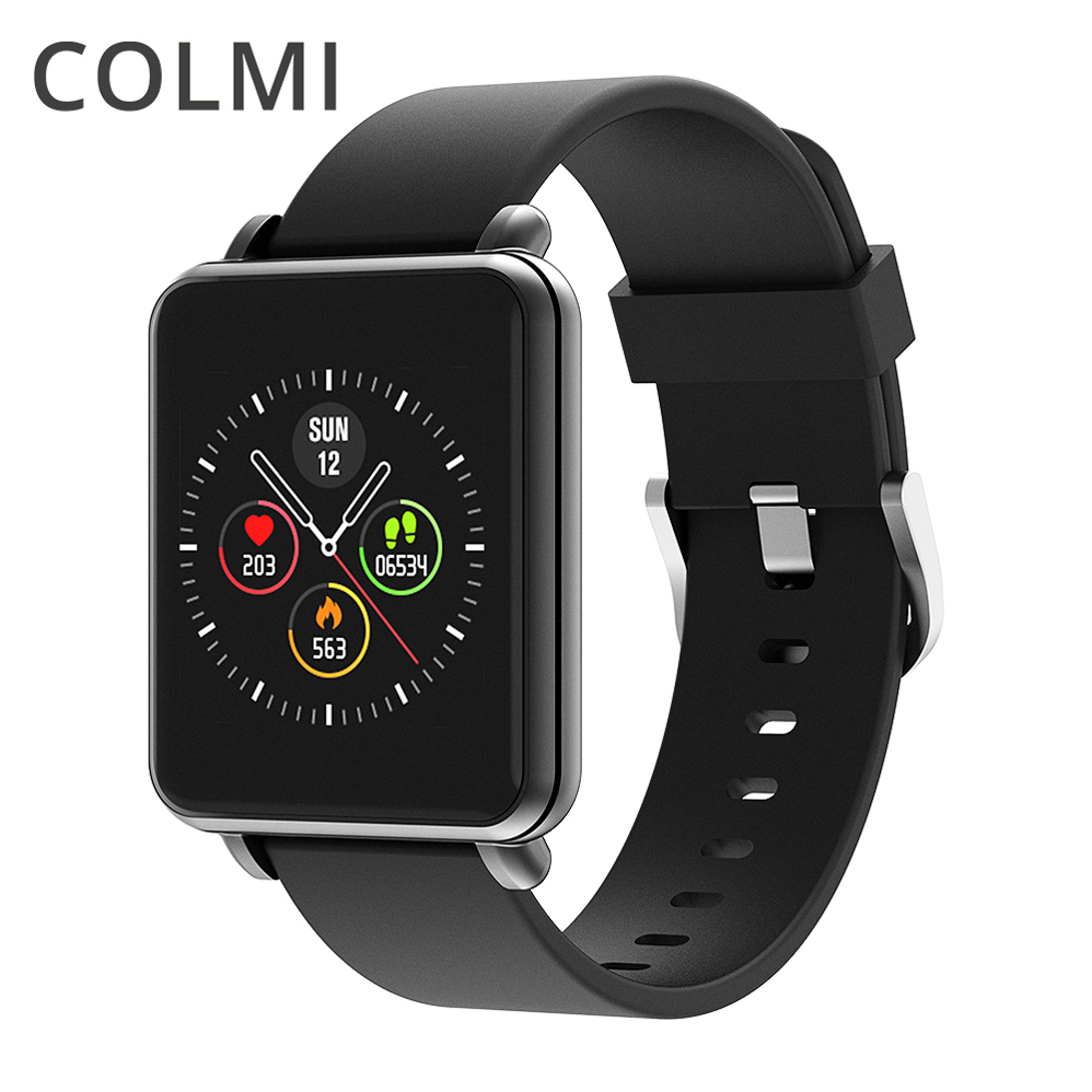 COLMI Land 1 IP68 Waterproof Bluetooth Sport Full Touch Screen Smart Watch Fitness Tracker Men Smartwatch