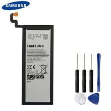 Original Samsung Battery EB-BN920ABE For Samsung GALAXY Note5 N9200 N920t N920c Note5 SM-N9208 N9208 Battery With NFC 3000mAh аккумулятор для телефона craftmann eb bn920abe для samsung galaxy note 5 sm n920c sm n9200