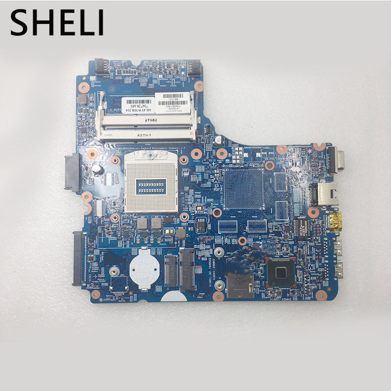 SHELI For HP Probook 450 G1 laptop motherboard 48.4YW05.011 734087-601 BRAND NEWSHELI For HP Probook 450 G1 laptop motherboard 48.4YW05.011 734087-601 BRAND NEW