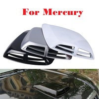 2017 Car Styling Car Styling Air Flow Intake Hood Vent Bonnet Cover Stickers For Mercury Mountaineer