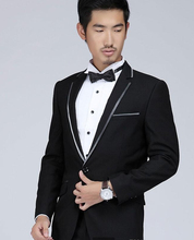 The groom suits,New fashion men suits, cultivate one's morality men's wedding the groom/groomsmen tuxedos, formal suit