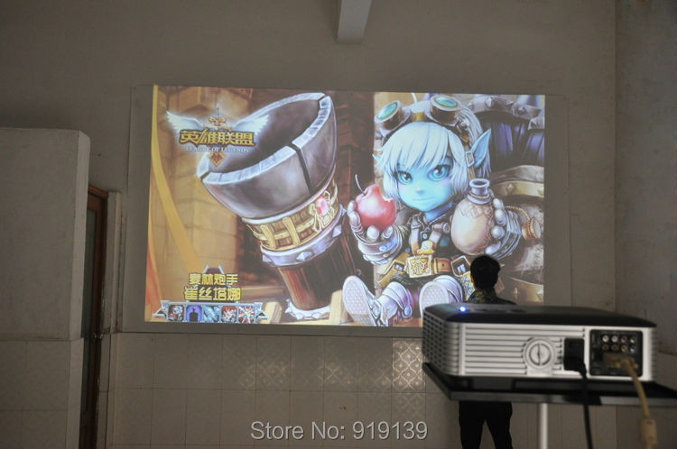 New HD Projector testing pic 11