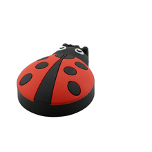 USB Flash Drive 8G ladybug 32GB Pendrive 16GB USB Memory Stick