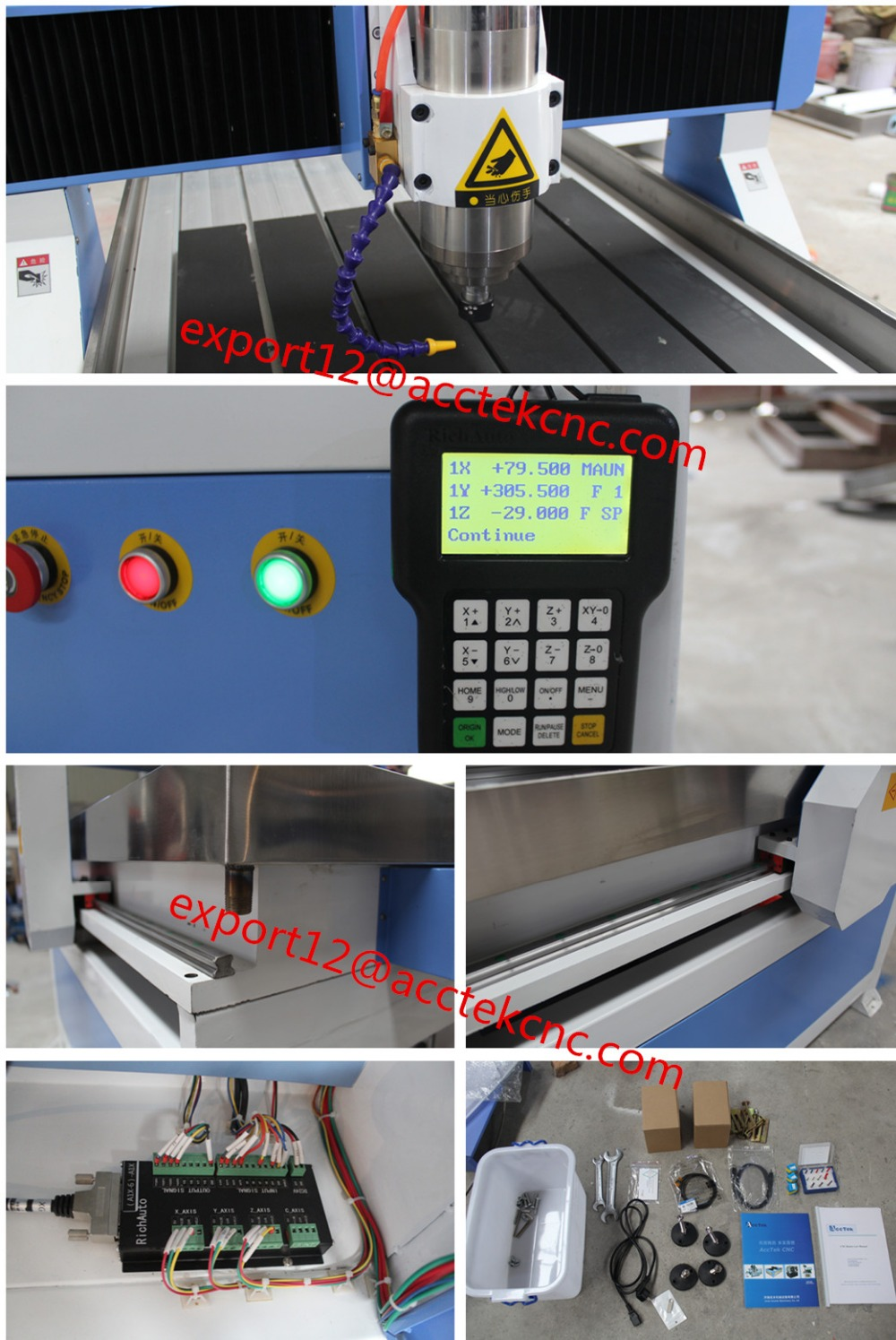 good price 6090 cnc router kits for sale  цены