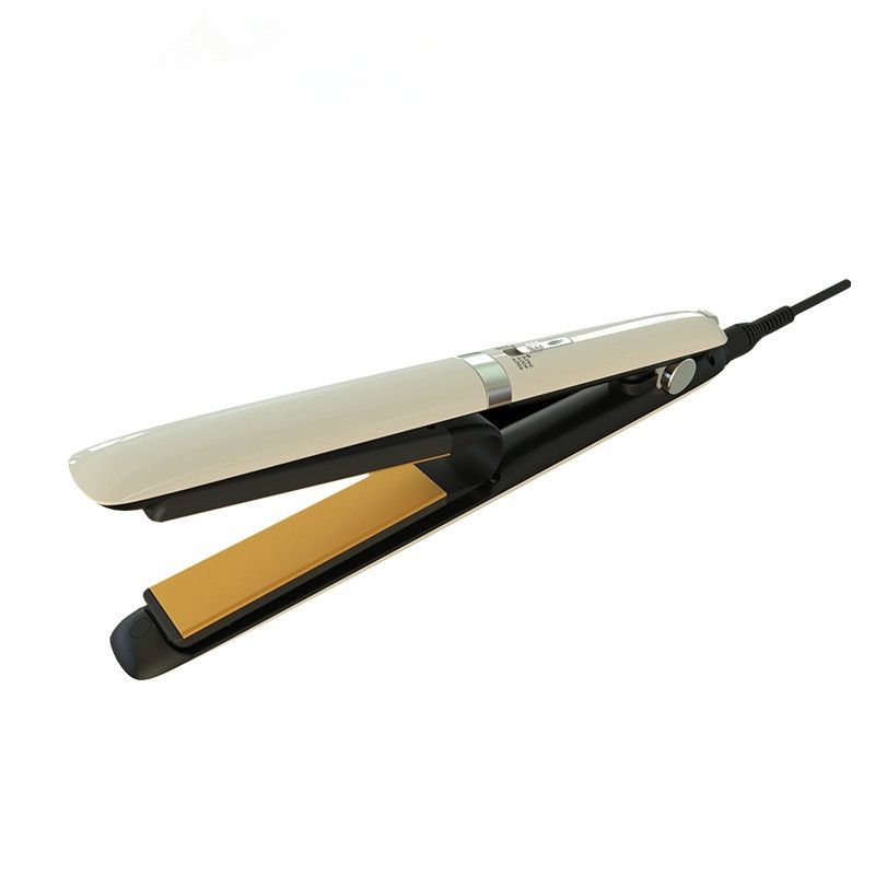 Hair Straightener Curler Ceramic Flat Iron Chapinha Professional Straightener Tourmaline Hair Iron Salon Tools professional salon ptc heating ceramic negative ions steam automatic hair curler hair style tools