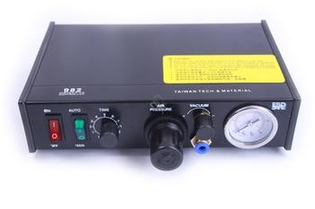 цена на Free shipping 220V glue machine Auto Glue Dispenser Solder Paste Liquid Controller Dispensing Dropper 982 for SMD PCB