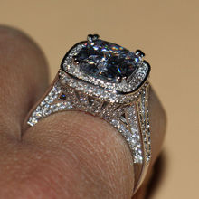 CZ Zirconia 14kt Gold Ring