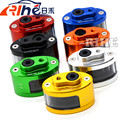Motorcycle CNC Universal Scooter DOT4 Brake Fuel Gas Tank Oil Cup For Aprilia GPR125 RS4 125 SR MAX 300 RV 850 ABS/ATC MANA 850