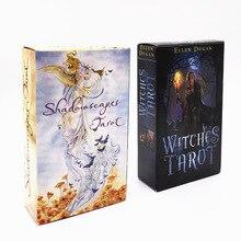 78 карт/набор мистических колода карт Таро карточная игра чтение мифической fate divination для fortune witch карточная игра shadowscapes tarot