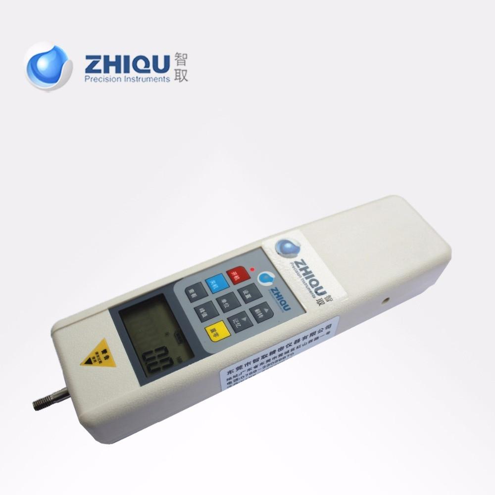Dinamométer digitális erőmérő HP-100 nyomóerős erőmérő - Mérőműszerek - Fénykép 4