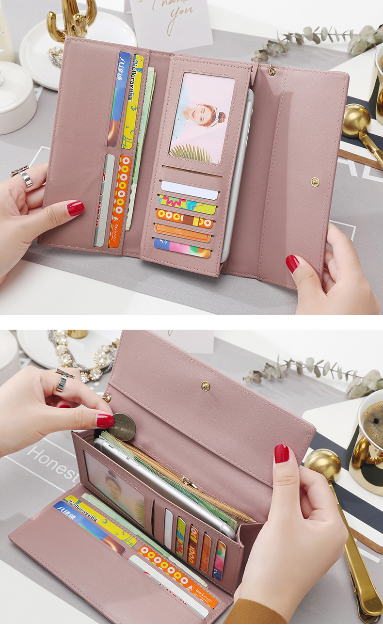 China womens fashion wallet Suppliers
