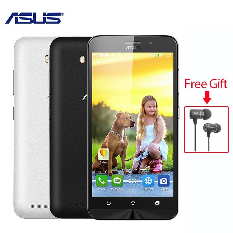 Цена за Оригинальный ASUS Zenfone Max Pro ZC550KL MSM8916 Quad Core Snapdragon 5.5 ''Smartphone 2 Г RAM 32 Г ROM 5000 мАч 4 Г Мобильный Телефон