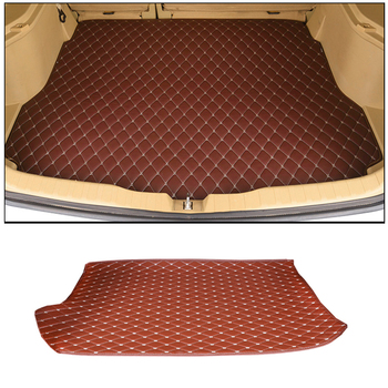 Trunk Mat Car Accessories For Carpet Tail Box Honda Odyssey 2014 Decoration Special 2004-