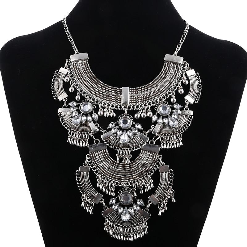 Aliexpress.com : Buy Fashion Maxi Collares Choker Boho ...