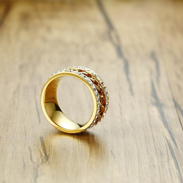 Купить новинка 2020 высокое качество мужские кольца золотого цвета