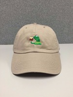 KERMIT TEA Hat (slide buckle) none of my business emoji... US  7.98    piece. Orders(2). RARE Kendrick Lamar untitled unmastered hats Top dawg  entertainment ... 290c95a3a0d2