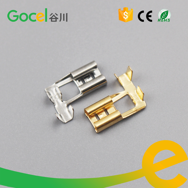6 3mm Flag type push terminal motorcycle wire connectors DJ6211 D6 3_640x640 6 3mm flag type push terminal motorcycle wire connectors dj6211 d6 3