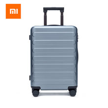Xiaomi 100% PC Suitcase Carry on Spinner Wheels Travel Luggage TSA lock 20 24 28inch for Women Men School College Business(China)