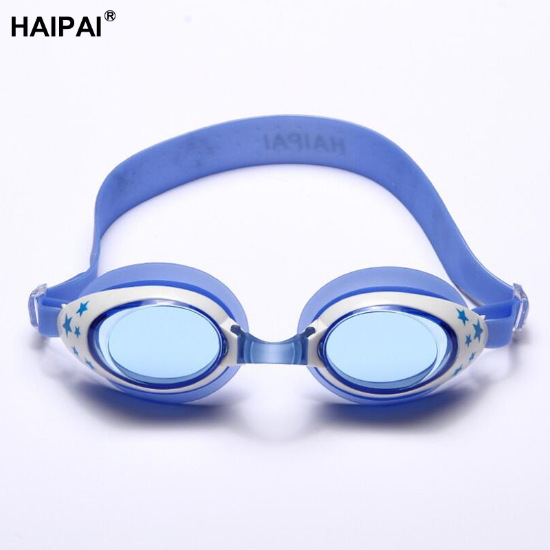 2133df26b5a Haipai boys girls prescription swim goggles children s glasses for sight  sport swimming Eye protective glasses for the pool-in Swimming Eyewear from  Sports ...
