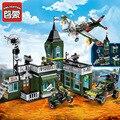Enlighten military combat zone bomba sede compatible con lepin ladrillos de bloques de construcción figuras niños juguetes regalos