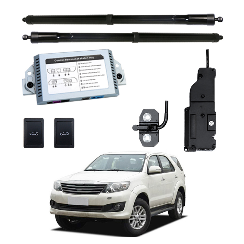 Smart Auto Electric Tail Gate Lift Special for Toyota Fortuner 2016
