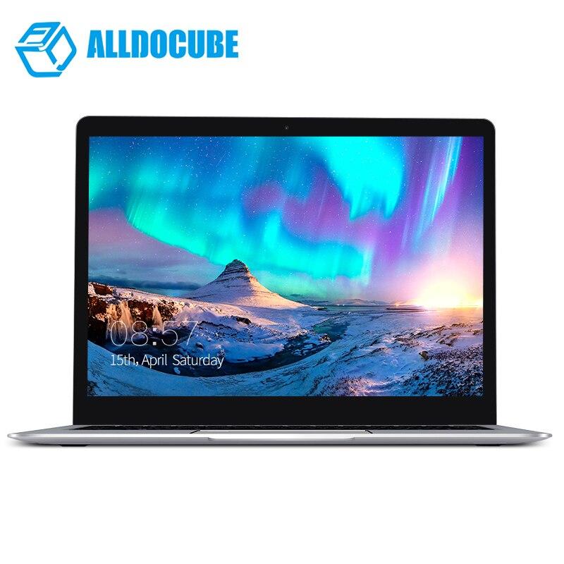 ALLDOCUBE cube i35 Penseur d'empreintes digitales Portable 13.5 pouce 3000*2000 IPS Tablette Écran Tactile Intel Kabylake 7Y30 8 GB/256 GB Type C