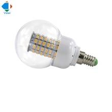 5x lampadine led e14 220v corn bulb lamp ac 12 24 volt led bulbs smd5730 69leds 86265v 360 degree super bright light ampolletas