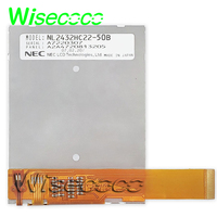 LCD 2pcs המקורי 3.5 אינץ עבור תצוגת LCD NL2432HC22-50B עם מסך מגע עבור מחשב כף יד (2)