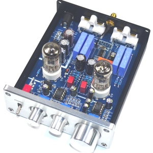 Image 5 - HIFI Bluetooth 4.2 חיץ 6J1 צינור Preamp מגבר סטריאו מגבר טרבל בס טון לוח בקרת עבור קולנוע ביתי