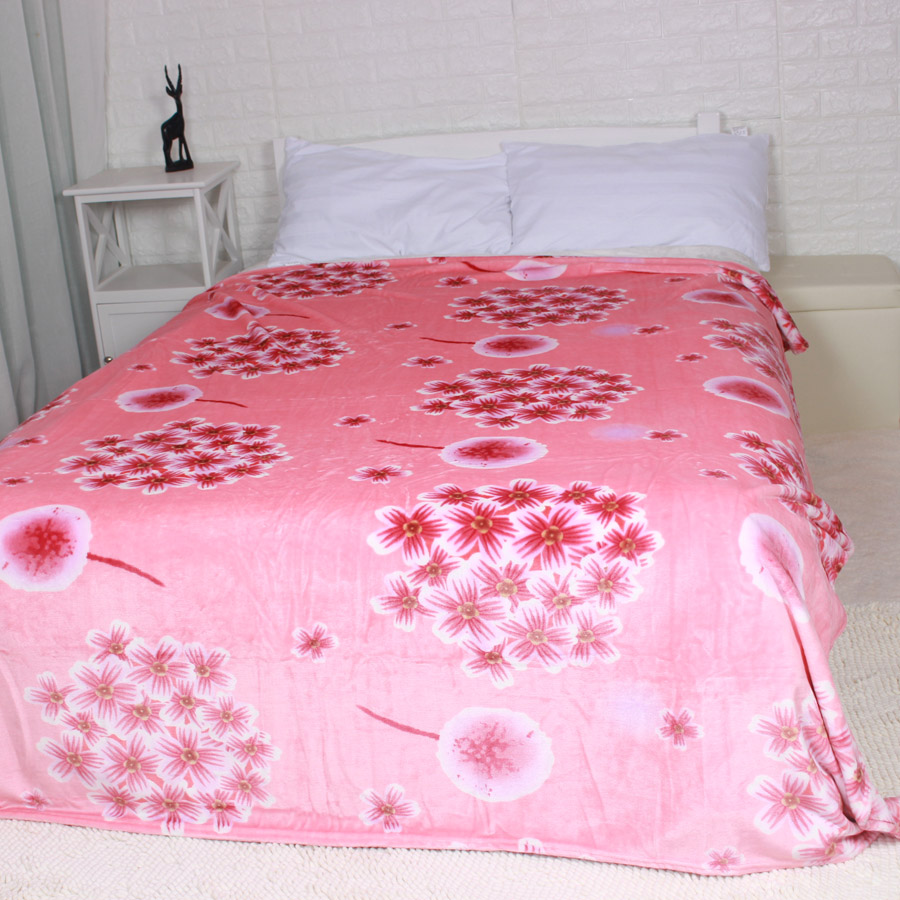 Chinese Style Retro Flannel Fleece Blanket Flower Super Soft  Warm Throw on the Sofa Couch 200x220cm Blanket Sheet on the Bed relations among exercise paterns life satisfaction and ptsd symptoms