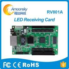 Hot sale rv801a linsn cartão de controle de display led recebe o cartão linsn