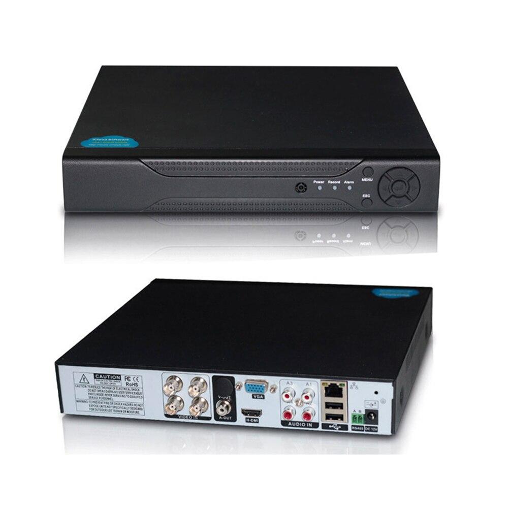 YiiSPO 4CH 8CH 16CH 1080N TVI CVI AHD 5in1 DVR 1080P NVR Video Recorder AHD DVR