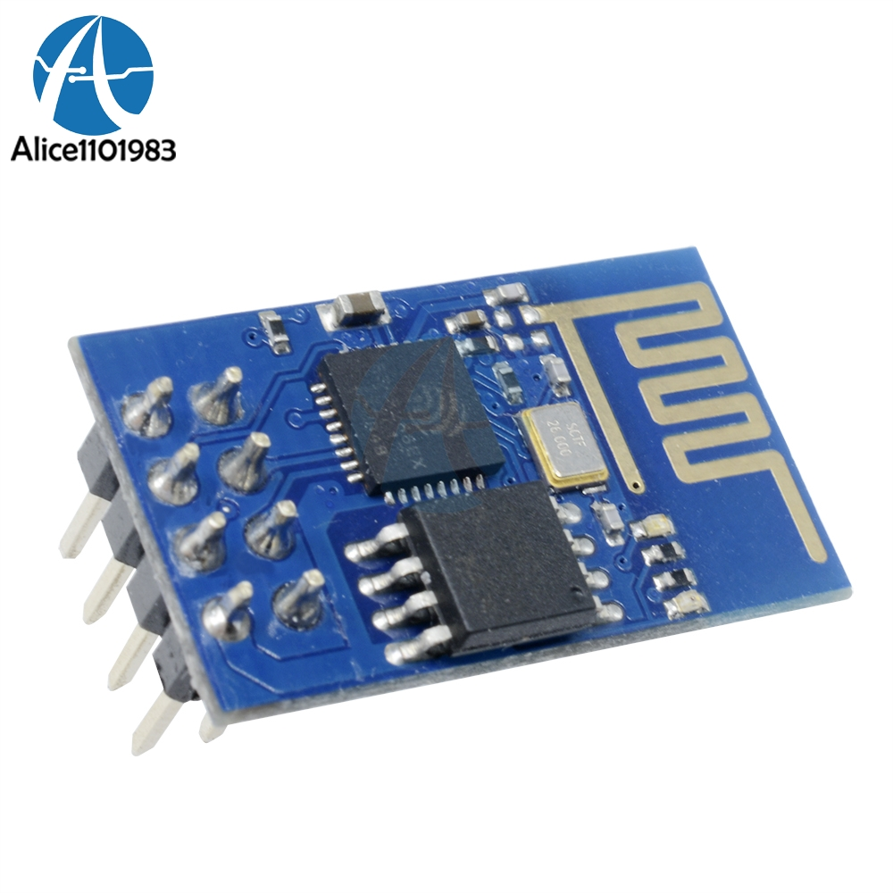1PC Esp-12E ESP8266 Serial Port WIFI Transceiver Wireless Module AP+STA
