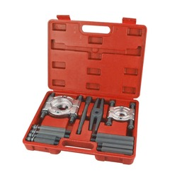 2 GRÖßE Lager Separator Set Lager Removal Tool Set 12 stücke Bar-Typ Splitter Getriebe Puller Fly Rad Werkzeug kit