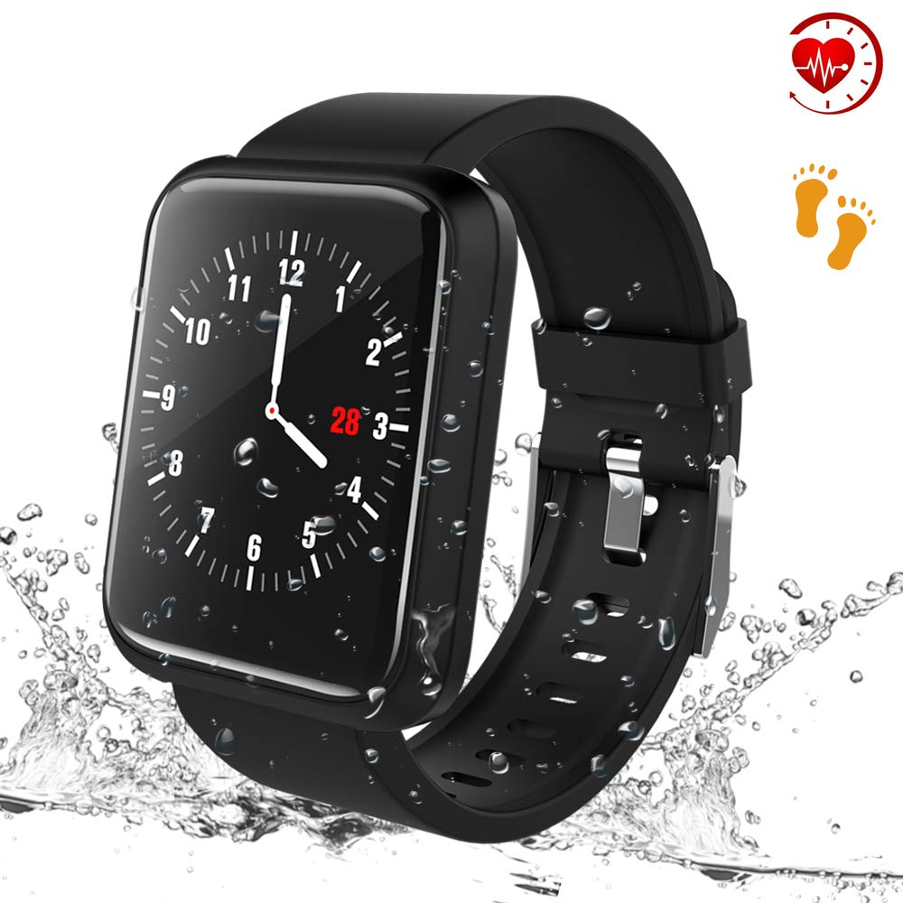 Sport3 Smart <font><b>Watch</b></font> Men <font><b>Blood</b></font> <font><b>Pressure</b></font> Monitor IP68 Waterproof Fitness Tracker Clock IOS Android Bluetooth Wearable Smartwatch image