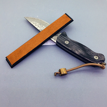 2mm leather plastic base knife sharpening strop leather, for ruixin sharpener-1 piece