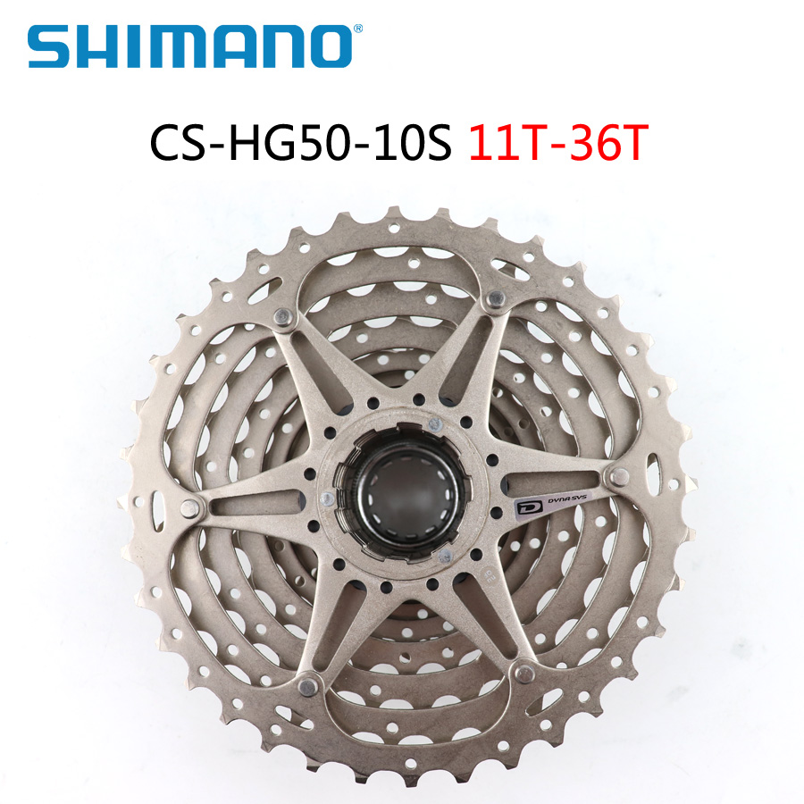 Shimano Deore CS-HG500-10 Speed 11-32T//11-42T Mountain Bike Cassette MTB Bicycle