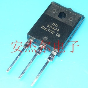 Image 1 - 5pcs/lot BU508AF BU508 TO 3PF In Stock