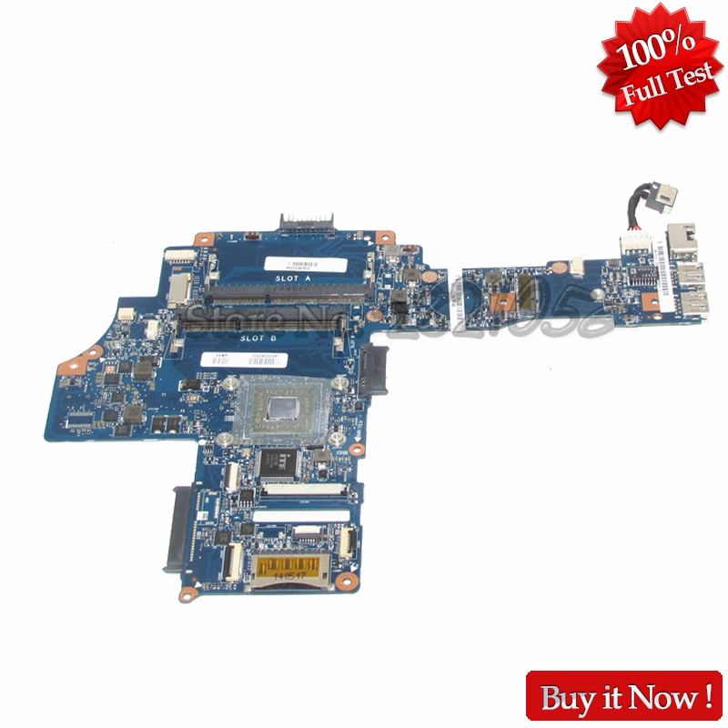 NOKOTION H000080500 Main Board for Toshiba Laptop motherboard CA10AN/AB UMA MB REV:2.1 DDR3 h000079530 main board for toshiba ca10an ab laptop motherboard ca10an ab uma mb rev 2 1 ddr3 with cpu onboard