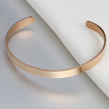 5mm Personalized ID Bangles