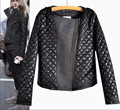 Das 2015 mulheres novas de lã inverno acolchoado mulheres jaqueta nova moda casual jaqueta casaco Europa e América