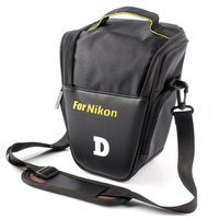 Camera Case Triangle Bag Cover For Nikon DSLR D3400 D3100 D3200 D3300 D5500 D5300 D5100 D5200