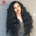 360 Lace Front Wig 180% Density 360 Lace Front Human Hair Wigs Brazilian Body Wave 360 Lace Virgin Wig Full Lace Human Hair Wigs