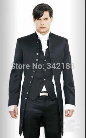 Бесплатная доставка ems! новые мужские стильный тонкий fit свадебное платье костюм жилет брюки / свадебные мужские костюмы / лучший мужчина кос