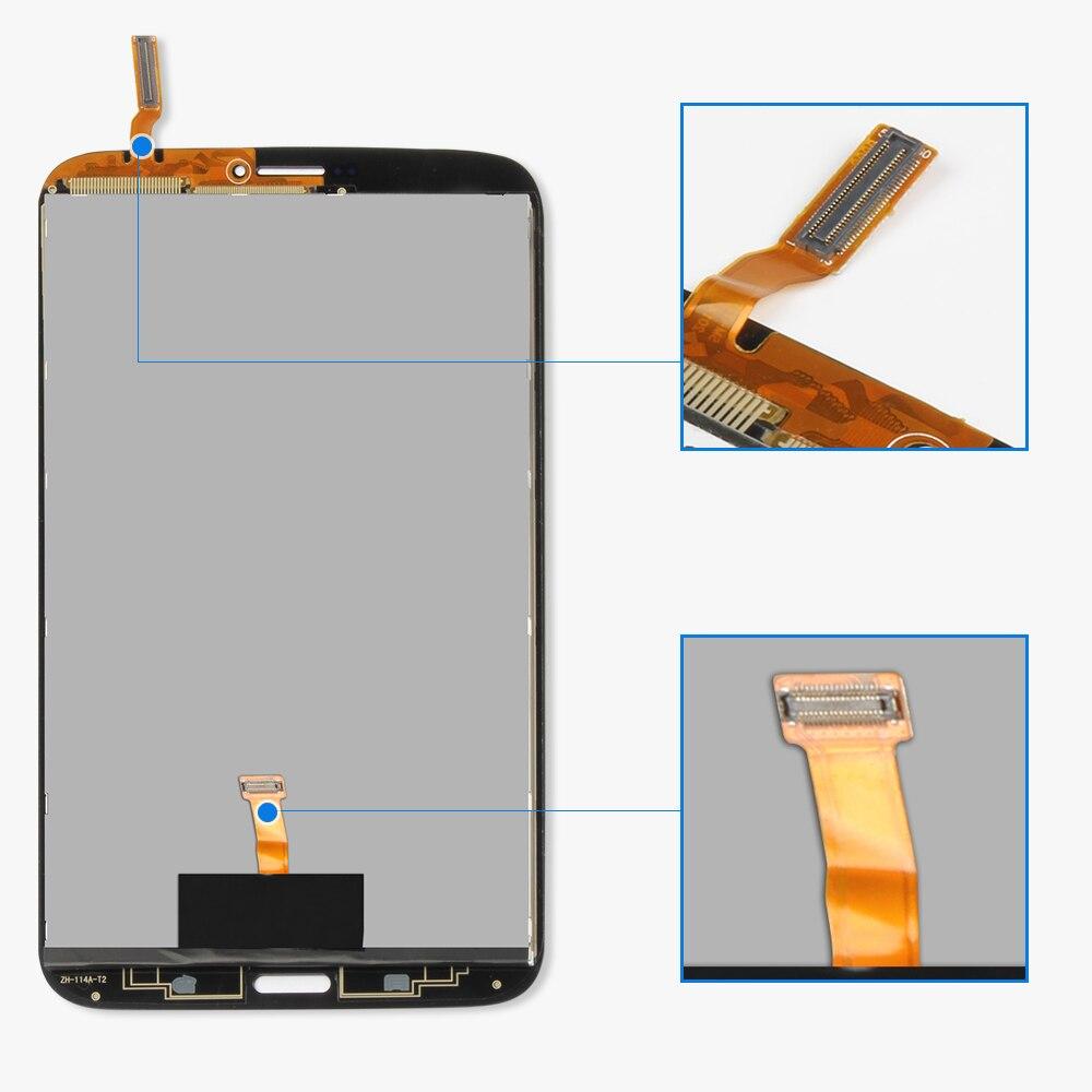 SM T310 LCD pour Samsung Galaxy Tab 3 8.0 SM-T310 affichage SM T311 LCD écran tactile matrice SM-T311 numériseur capteur pièces - 5