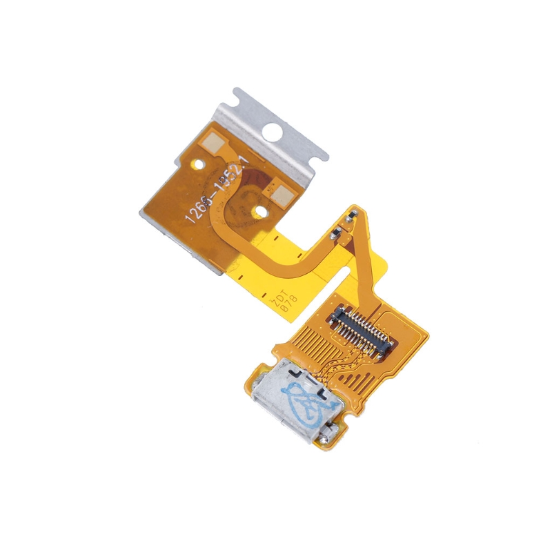 USB Charging Port Connector Flex Cable For Sony Xperia Tablet Z SGP311 SGP312 SGP321