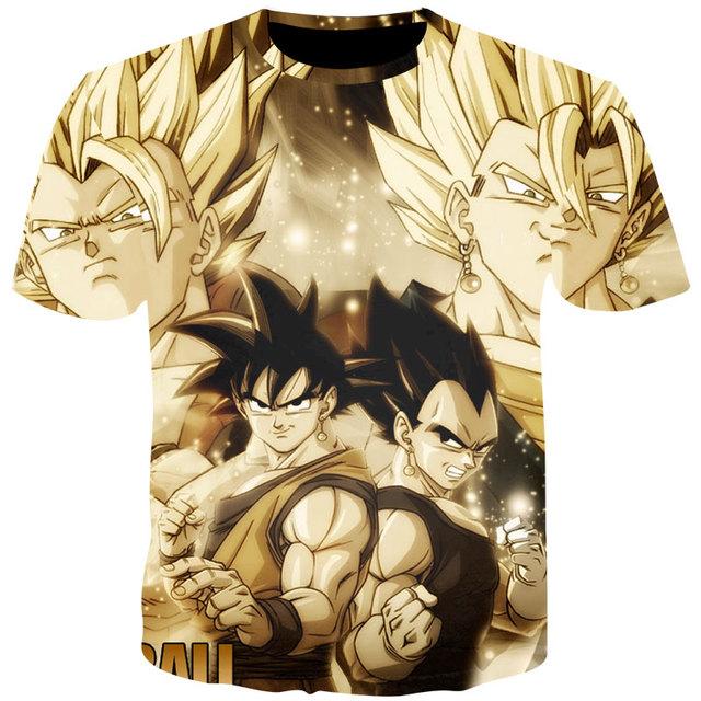 Dragon Ball Super Full 3D T-Shirt – p22