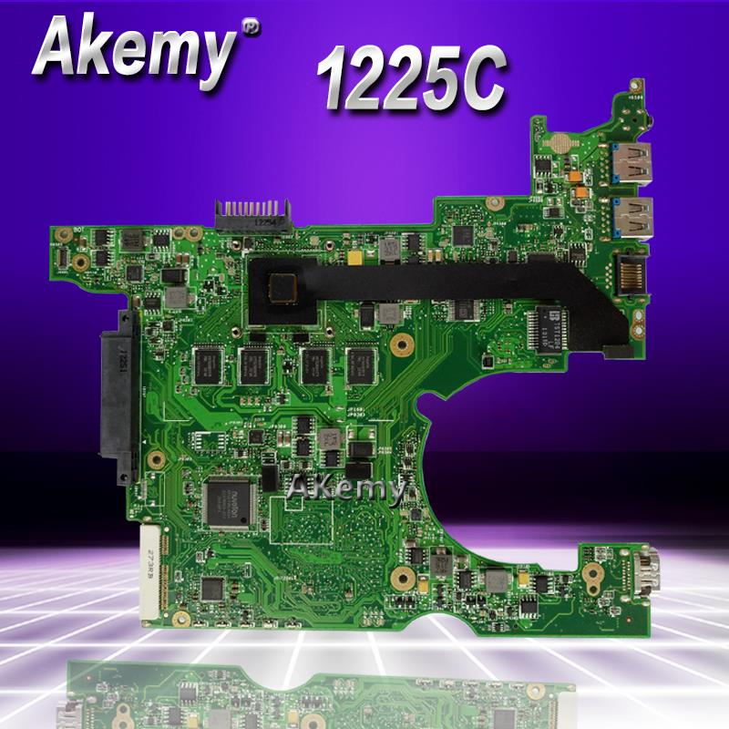 Akemy For Asus Eee PC 1225C Laptop Motherboard Main Board well tested OK free shippingAkemy For Asus Eee PC 1225C Laptop Motherboard Main Board well tested OK free shipping