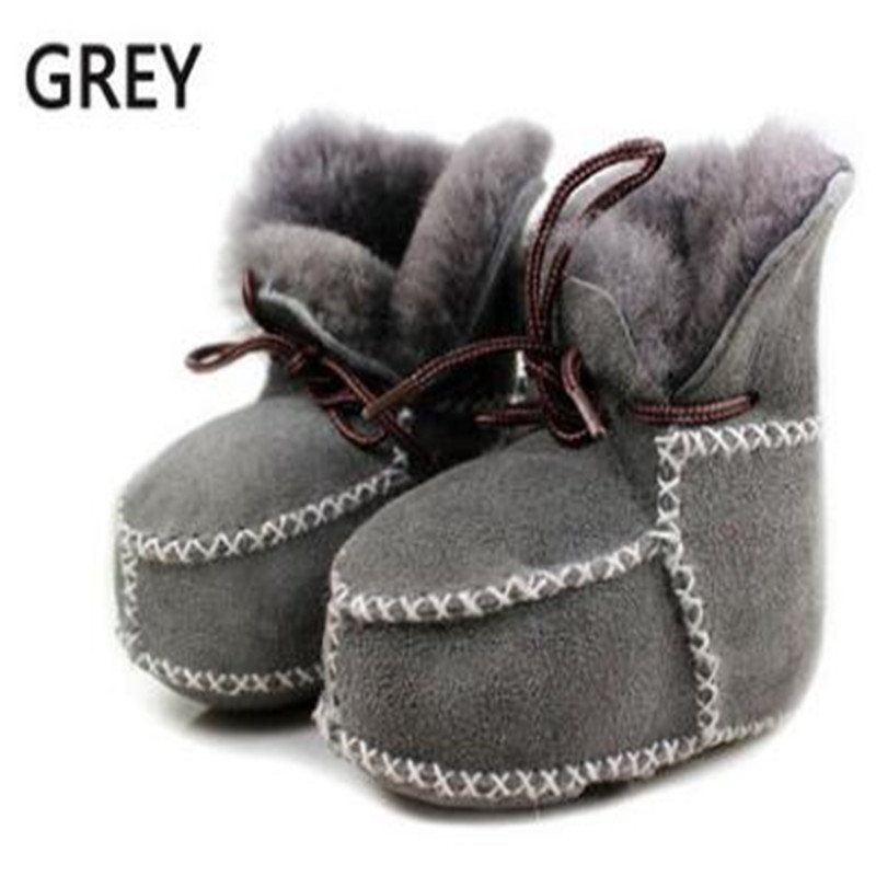 Hongteya-Winter-genuine-leather-Snow-Wool-boots-for-Baby-Newborn-warm-shoes-infant-toddler-soft-sole-First-Walkers-booties-1